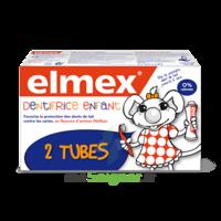 Elmex Duo Dentifrice Enfant, Tube 50 Ml X 2