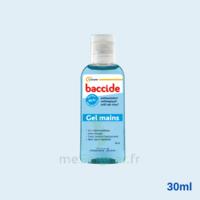 Baccide Gel Mains Désinfectant Sans Rinçage 30ml à Saintes