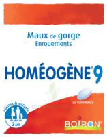 Boiron Homéogène 9 Comprimés à Saintes