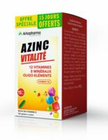 Azinc Forme Et Vitalite 120 + 30 (15 Jours Offerts) à Saintes