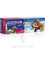 Elgydium Age De Glace Pâte Dentifrice Fraise Givrée Kids 2/6ans 50ml à Saintes