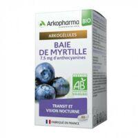 Arkogelules Myrtille Baies Bio GÉl Fl/40 à Saintes