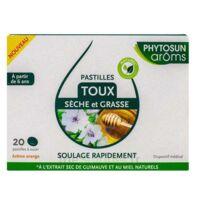 Phytosun Aroms Pastilles Toux B/20 à Saintes