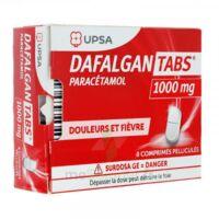 Dafalgantabs 1 G Cpr Pell Plq/8 à Saintes