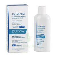 Ducray Squanorm Shampooing Pellicule Grasse 200ml à Saintes