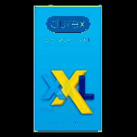 Durex Comfort Xxl Préservatif Lubrifié B/10 à Saintes