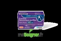 Fraction Flavonoique Mylan Pharma 500mg, Comprimés à Saintes
