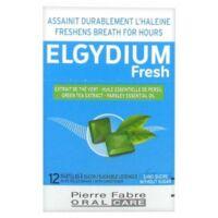 Elgydium Fresh Pocket 12 Pastilles à Saintes