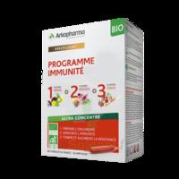 Arkofluide Bio Ultraextract Coffret Programme Immunité 3x10 Ampoules/10ml à Saintes