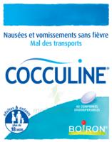 Boiron Cocculine Comprimés Orodispersibles B/40 à Saintes